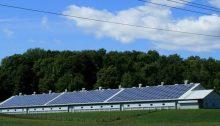 centrale solaire photovoltaïque
